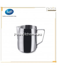 Toffi Stainless Steel Coffee Milk Jug/ Pitcher - B8700
