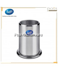 Toffi 11cm Stainless Steel Cutlery Holder - B6811