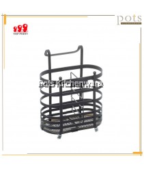 2 compartment Cutlery Drying Holder - 3B012