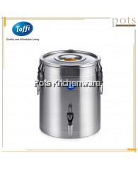 Toffi Stainless Steel 80L Insulated Air-Tight Thermal Food Container/ Drinks Dispenser with/without Faucet (Large) - B2000L