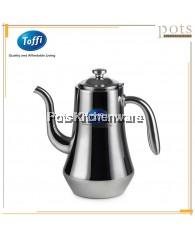 Toffi Stainless Steel Elegant Coffee Serving Pot - B9100