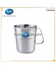 Toffi Stainless Steel Liquid Measuring Jug (Oz/CC) - K8340