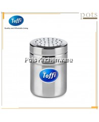Toffi Stainless Steel Condiment/Pepper/Salt Shaker (S/M/L) - B4700