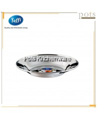 Toffi 2pcs High Quality Stainless Steel Dish Plate - K7100