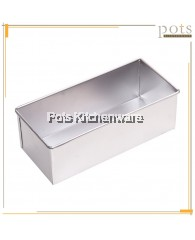 Aluminium Oblong Cake Tin/ Loaf Pan - AL153