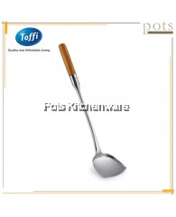 Toffi High Qualilty Stainless Steel Commercial Heavy Duty Turner Spatula- K2790