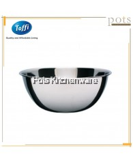 Toffi Stainless Steel Mixing Bowl (26cm/28cm/30cm/32cm)-STF-S326M