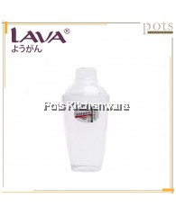 Lava 2pcs 300ml Protein Drinks Shaker/ Condiment Mixer - SKR273