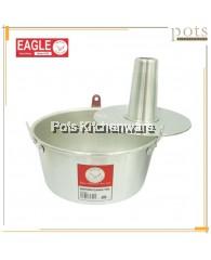 Eagle Chiffon/Siffon/Sponge Cake Tin (16cm/18cm/20cm/22cm/24cm/26cm) - A0316M