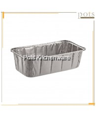 6pcs Aluminium Bread/ Cake Loaf Foil Pan (20cm/ 22cm/ 25cm) - TP235