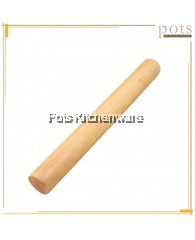 Wooden Pastry Dough Rolling Pin (8 inch/9 inch/11.5 inch) - GD20CM