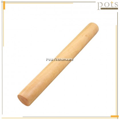 Wooden Pastry Dough Rolling Pin (8/9/11-inch) - GD20CMM