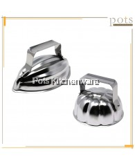 Japanese Style Stainless Steel Rice Mold - SS554M