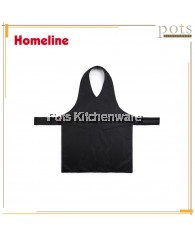 Homeline Stylish Dual Pocket Full Length Vest Apron-L0240