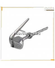 KTL Taiwan Aluminium 3 way Garlic Press , Nutcracker & Cherry Pitter - TW003