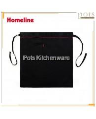 Homeline Stylish Single Pocket Half Length Bistro Apron-L0223