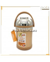 2.0L Stainless Steel SUS304 Vacuum Warm Pot/ Double Wall Food Flask/ Food Carrier - GD20LT