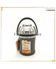 1.2L/ 1.6L Stainless Steel SUS304 Vacuum Warm Pot/ Double Wall Food Flask/ Food Carrier - GD12LTM