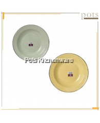 High Quality Enamel Dinnerware Soup plate 22cm/24cm - 169797