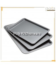 Non Stick Cookies Pan (S/M/L) - 4020
