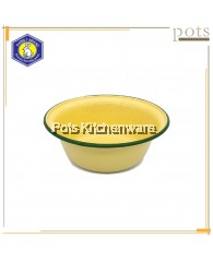 Rabbit Brand High Quality Thick Enamel Bowl - IR116M