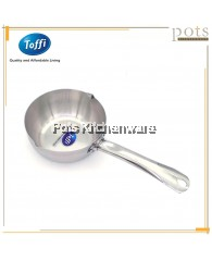 Toffi High Quality Stainless Steel Deep Saucepan with Spout - C8900