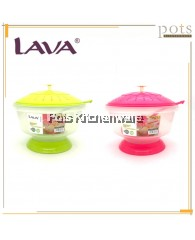 Lava 4-in-1 Multipurpose Saver with Scoop BPA Free (25cm) - FS695