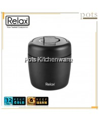 RELAX 18.8 Stainless Steel Keep Warm Thermal Food Jar Lunch Box(800ml) - K3380