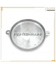 7.5 inch Round Aluminium Bahulu Kuih Baking Mould Cover - SSBTT