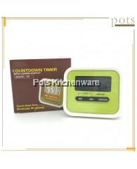 Magnetic Digital Countdown Timer with Jumbo Display - H115