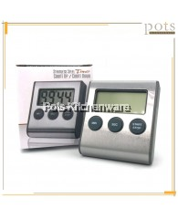 Stainless Steel Magnetic Digital Count Up / Count Down Timer - TM15