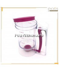 Cookies / Muffins / Cakes / Pancakes Batter Dispenser (900ml) - PL523