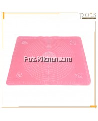 Silicone Non Stick Anti-Slip Fondant Dough Mat with Unit Measurement (50 x 38cm) - PL97