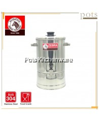 Zebra Stainless Steel SUS 304 Cooler Water Dispenser (22cm - 24cm) - Z110422M