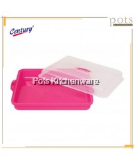 Century BPA Free Big Capacity Food Tray Candy Container With Lid - PCT205