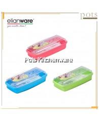 Elianware BPA-Free Cutlery Holder Spoon Fork Organizer Box (900ml) - E217