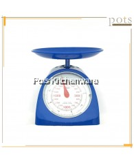 Sugasa 2kg 4inch Dial Mechanical Kitchen Scale - 01EHMKS004ATZ010