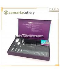 Samariacutlery Felli Montana Klasik Stainless Steel 24 Pcs Cutlery Set - 56324