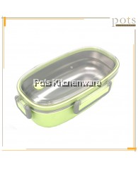 Katie High Quality Stainless Steel 304 Lunch Box Food Container (700ml) - H0307