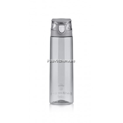900ML Relax Tritan BPA Free Push Button Lid Water Bottle - D7809