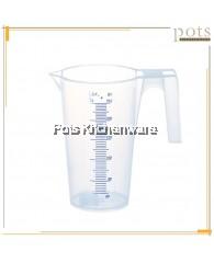 BPA Free Plastic PP Measuring Jug / Jar (250ml/500ml/1000ml) - K8241M