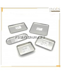 Japanese Stainless Steel Multifunction Tray - 0321000