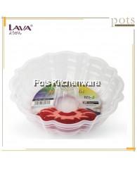 2pcs Lava BPA Free Plastic Jelly / Pudding Mould - JM71