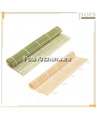 Premium Grade Heavy Duty Bamboo Sushi Rice Rolling Mat - SM2324M