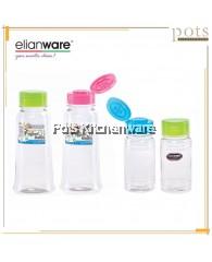 2pcs Elianware BPA Free Plastic Pepper Spice Bottle (100ml / 250ml) - E911E915