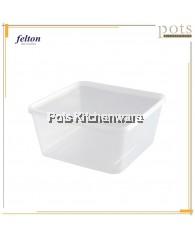 Felton BPA Free 5 in 1 Square Container (2000ml/3000ml)-LSQ05