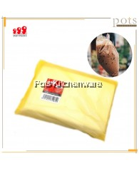 Top Point 1KG HDPE Transparent Thick Disposable Plastic Bag Hot Food Drinks Take Away (5x8/5.5x9/6x9/7x9) - THRR58500G