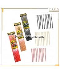 10 Pairs High Quality Melamine Chopsticks Chinese Tableware (24cm/27cm) - B1029M