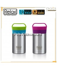 Relax 500ml Stainless Steel Thermal Food Jar