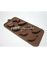 Leaf Silicon Chocolate Mould